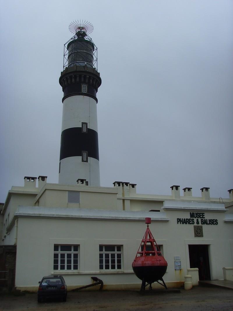 Le musée des phares et balises d'ouessant