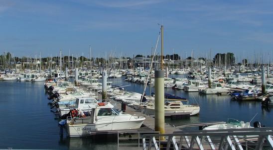 bateaux port la foret