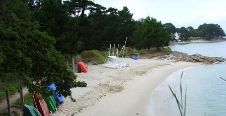 plages de fouesnant
