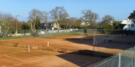 club tennis beg-meil