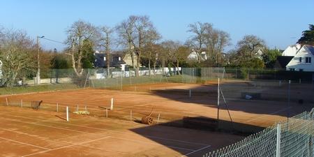 club tennis beg-meil