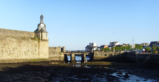 entree ville close concarneau