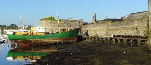 musée de la pêche concarneau