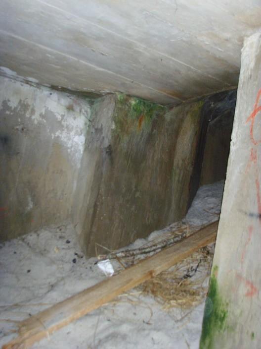 entrée bunker bretagne