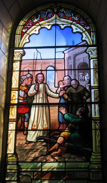 Les vitraux des églises Bretonnes