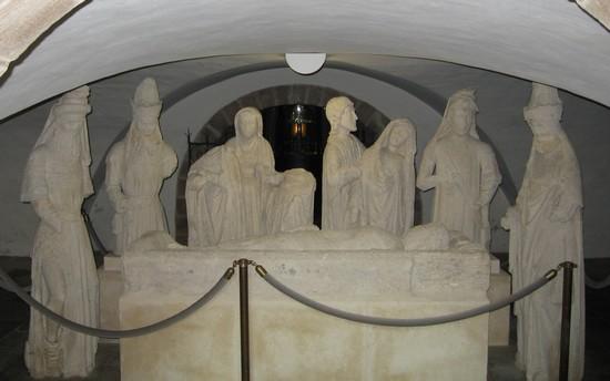 l'Abbaye Sainte Croix