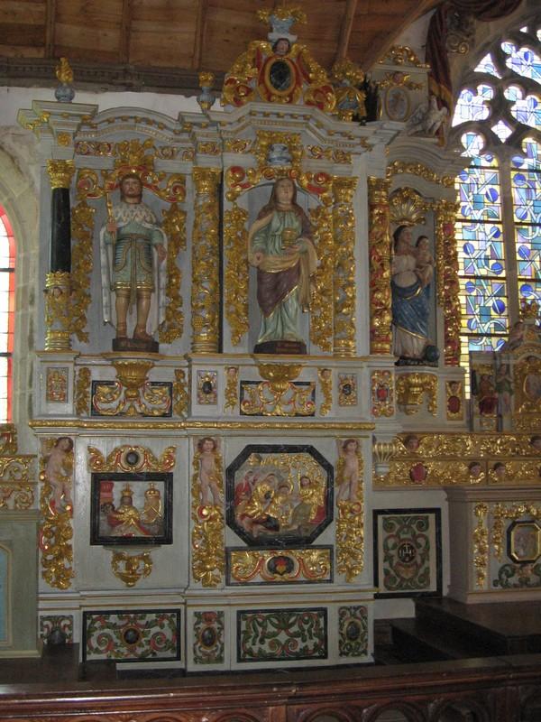 Sainte Marie du Menez Hom à Plomodiern
