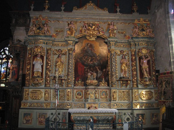 Chapelle de Remungol