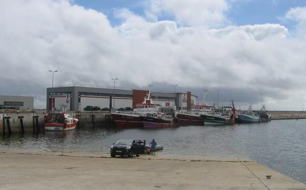 Le Port de Saint Guénolé Penmarch !
