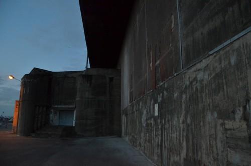 base de sous marin de lorient
