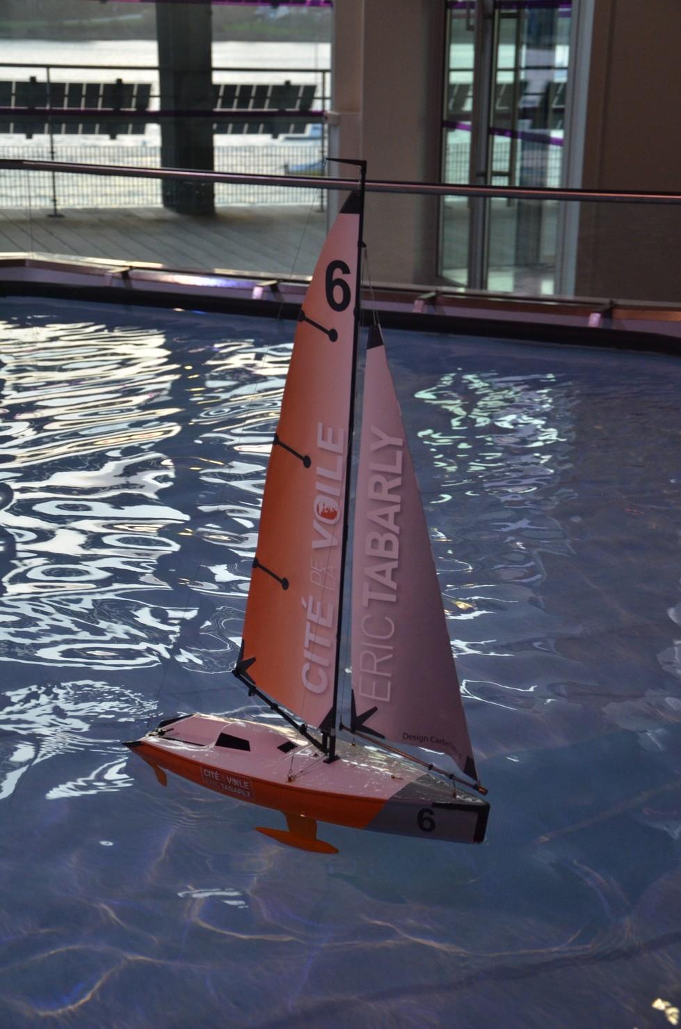 bateaux à piloter